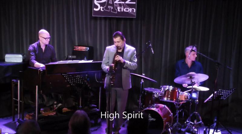 High Spirit, Posthumus-Krijger-Vermeer Jazzstation Brussel