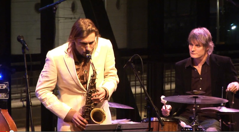 The Abyss, live at Bimhuis