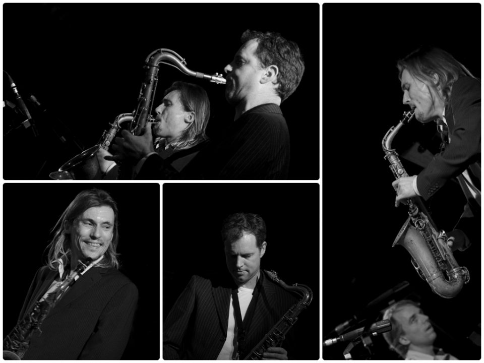 Album release concert, The Abyss, pictures by Vera Mennens