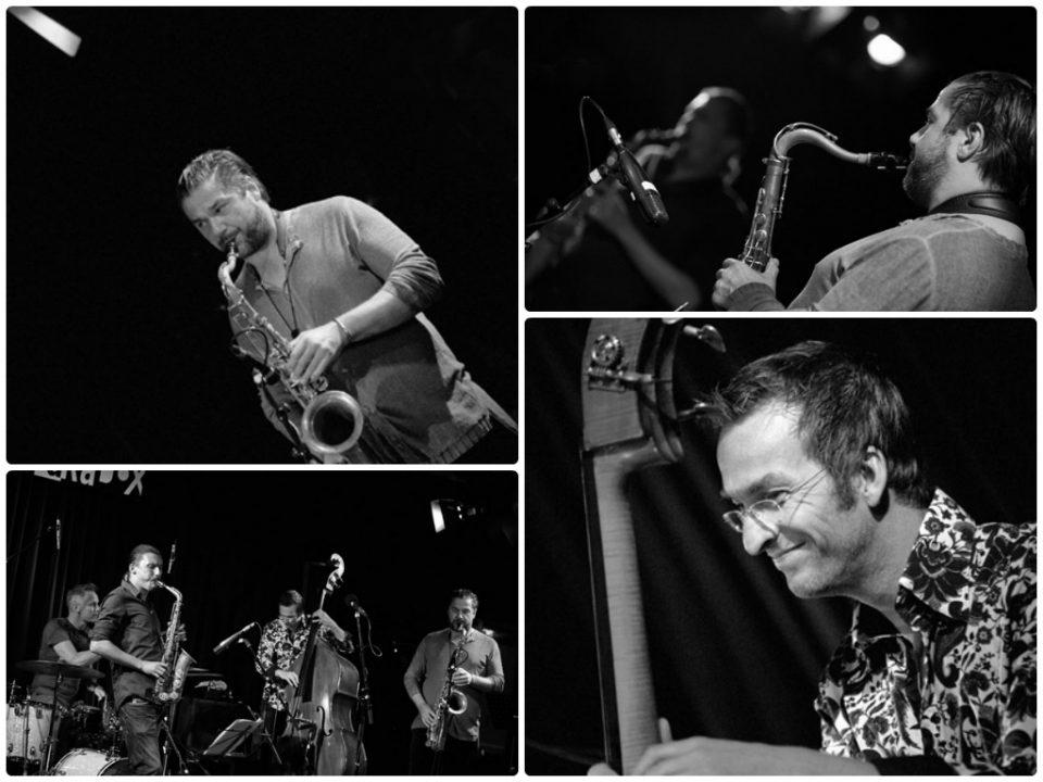 Ruff Sound Quartet, album release. Photos by Steff Mennens