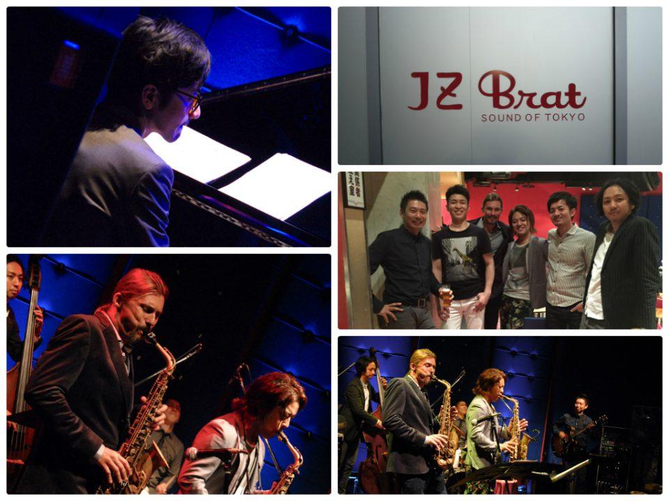 Yo Nakagawa Presents @ JZBrat, Shibuya