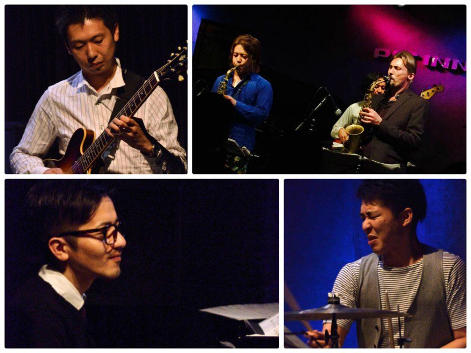Pitt-Inn, Tokyo, Japan tour 2014