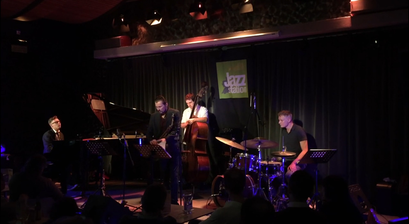 Mr. Amano-San live @jazzstation Brussels