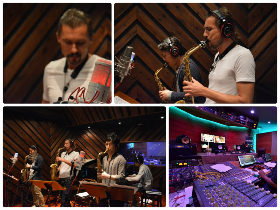 2015 Studio NK sound Tokyo, photos by Banno San