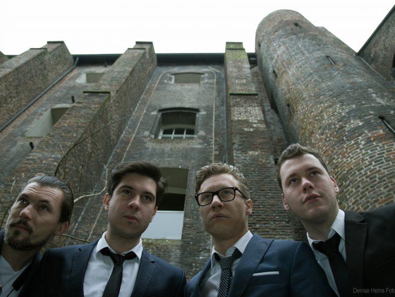 Soundcloud page Jacob Bedaux Quartet