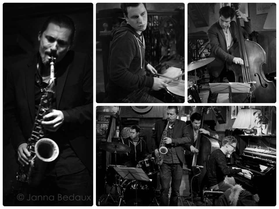 Jacob Bedaux Quartet, Murphy's Law, Den Haag
