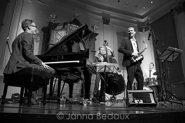 Jacob Bedaux Quartet Toonzaal Den Bosch