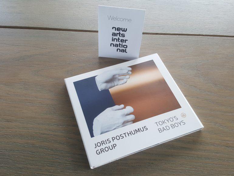 Album Joris Posthumus Group arrived!