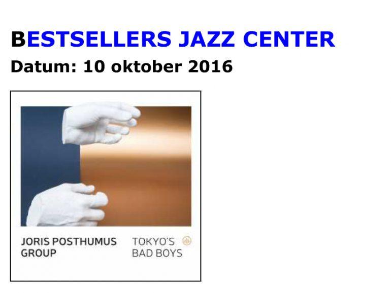 Bestsellers Jazzcenter