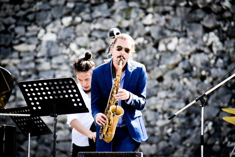 Joris Posthumus Group, Okinawa Jazzfestival, Japan album release tour 2016