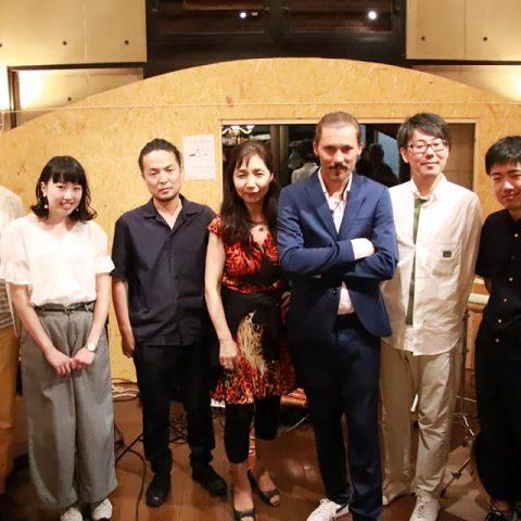 Japan tour 2018, City Cafe, Toyota by Kiyotaka Adachi